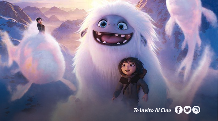 Un amigo abominable - Review