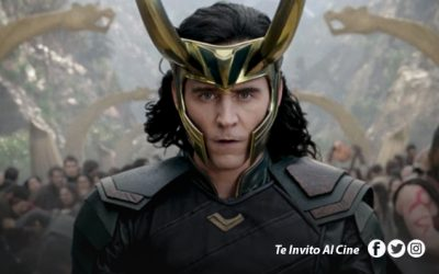 ¡Se confirma la serie de Loki con Tom Hiddleston!