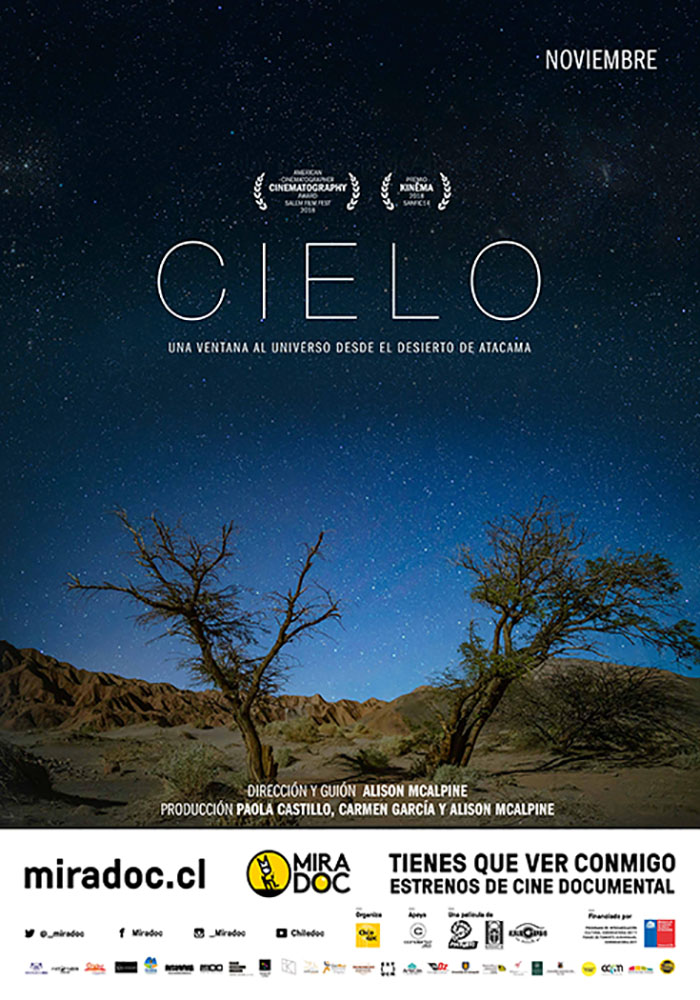 documental cielo