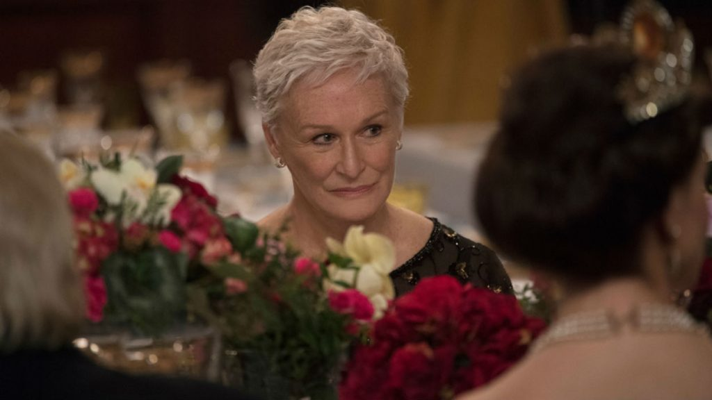 glenn close the wife oscar 2019