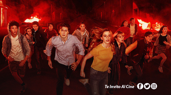 The Society | Review: una misteriosa y política distopía adolescente