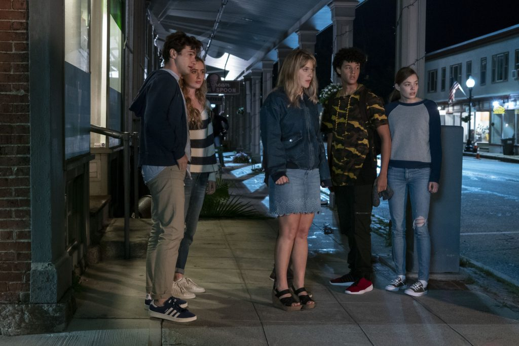 reseña the society netflix 2019