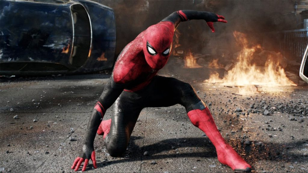 reseña spiderman lejos de casa, critica, review, tom holland, marvel