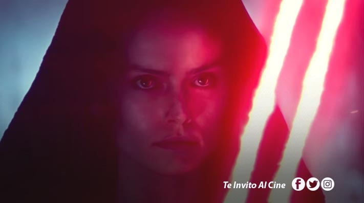 "Primer adelanto de ""Star Wars: The Rise Of Skywalker"""
