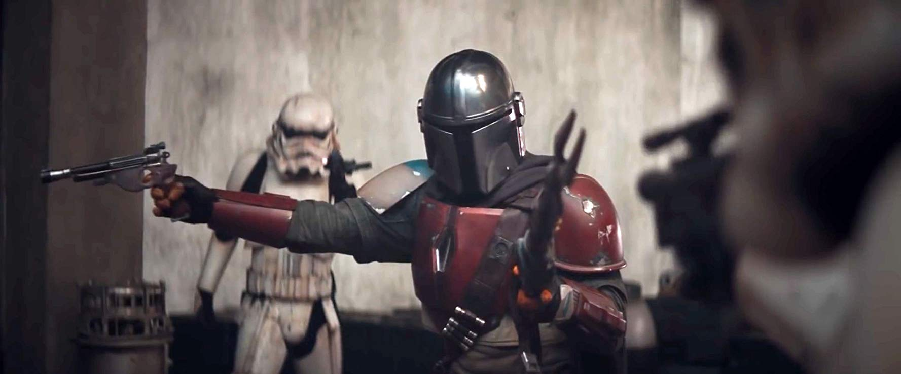 The Mandalorian temporada 1 reseña
