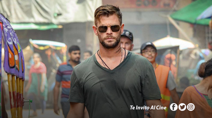 Misión de rescate | review: electrizante acción de la mano de Chris Hemsworth