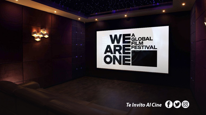 We Are One – A Global Film Festival: el evento online que reunirá a los grandes festivales