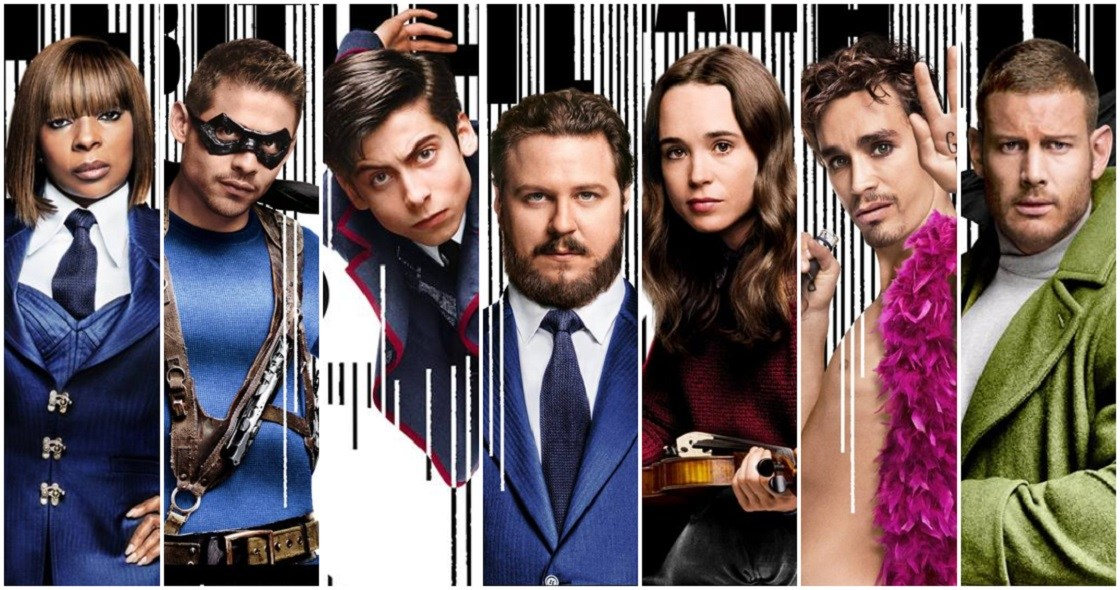 the umbrella academy, segunda temporada. netflix