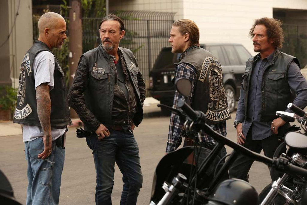 sons of anarchy, estrenos julio amazon prime video