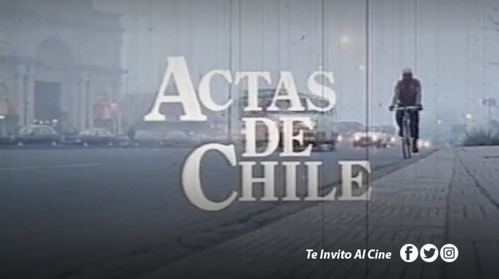 Acta General de Chile Miguel Littin Review