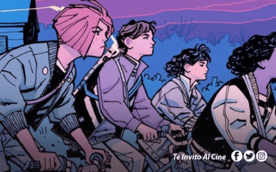 Paper Girls será la nueva serie de Amazon Prime Video