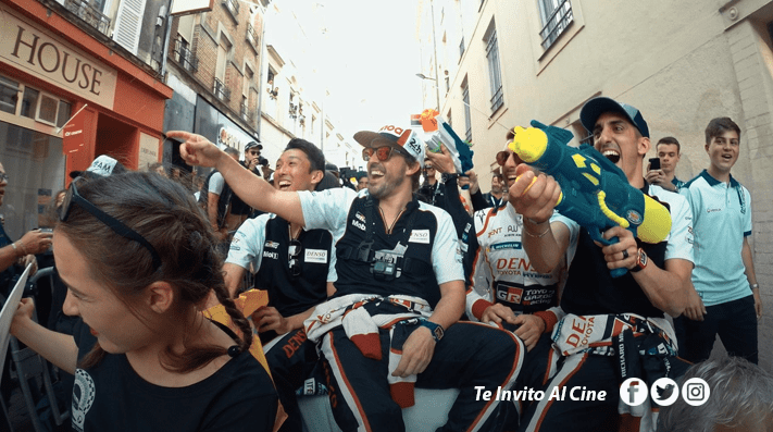 Fernando - Amazon Prime Video - Fernando Alonso