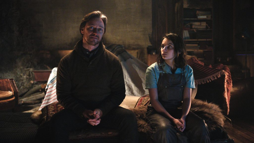 james mcavoy, dafne keen, his dark materials, hbo, review