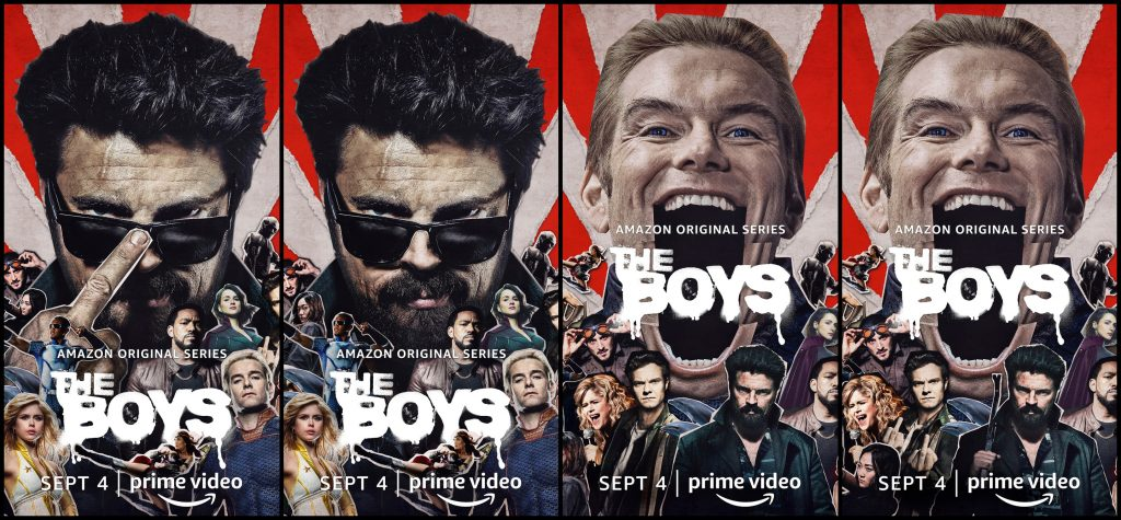 the boys segunda temporada, poster oficial, trailer final
