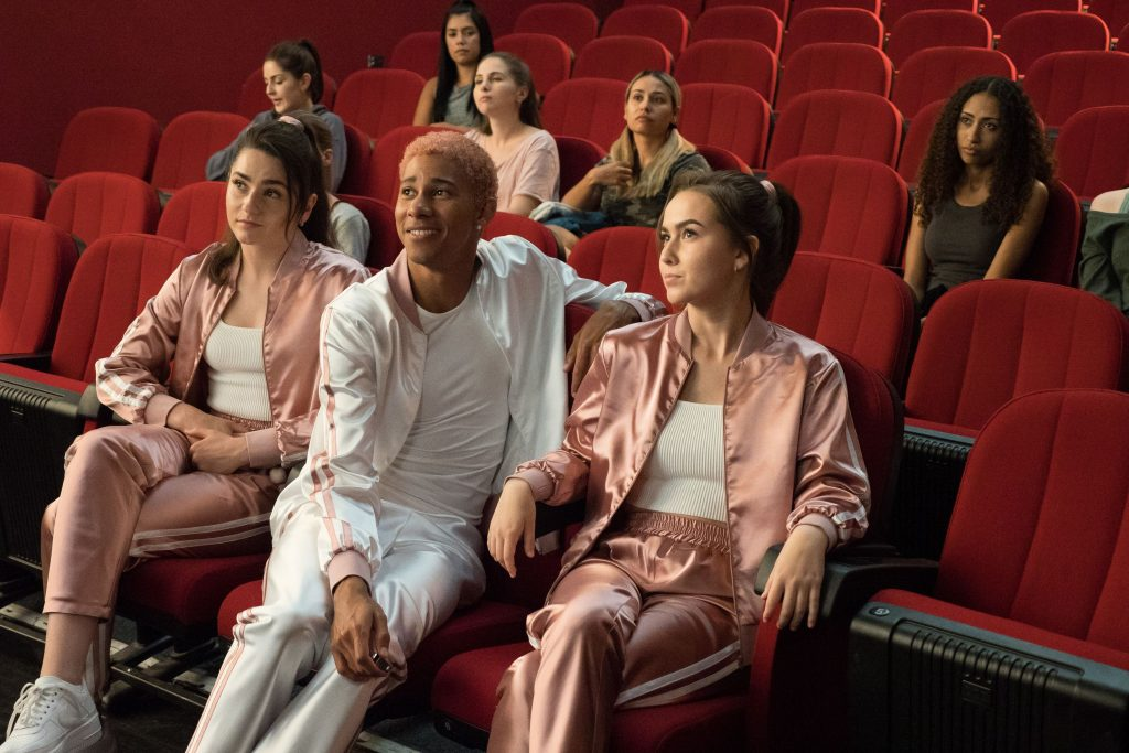 Work It Review Keiynan Lonsdale