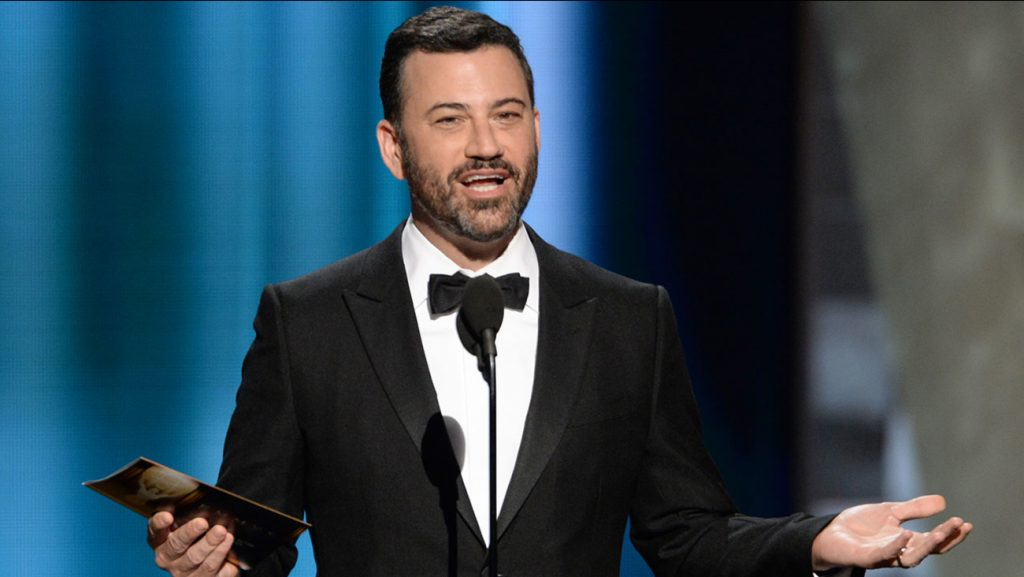 jimmy kimmel, emmy, 2020, nominados