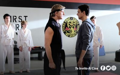 "Cobra Kai (temporada 2) | Review: ""Cobra Kai nunca muere"""