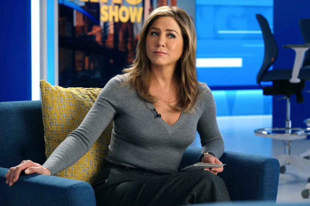 jennifer aniston, the morning show, nominadas, emmy, 2020
