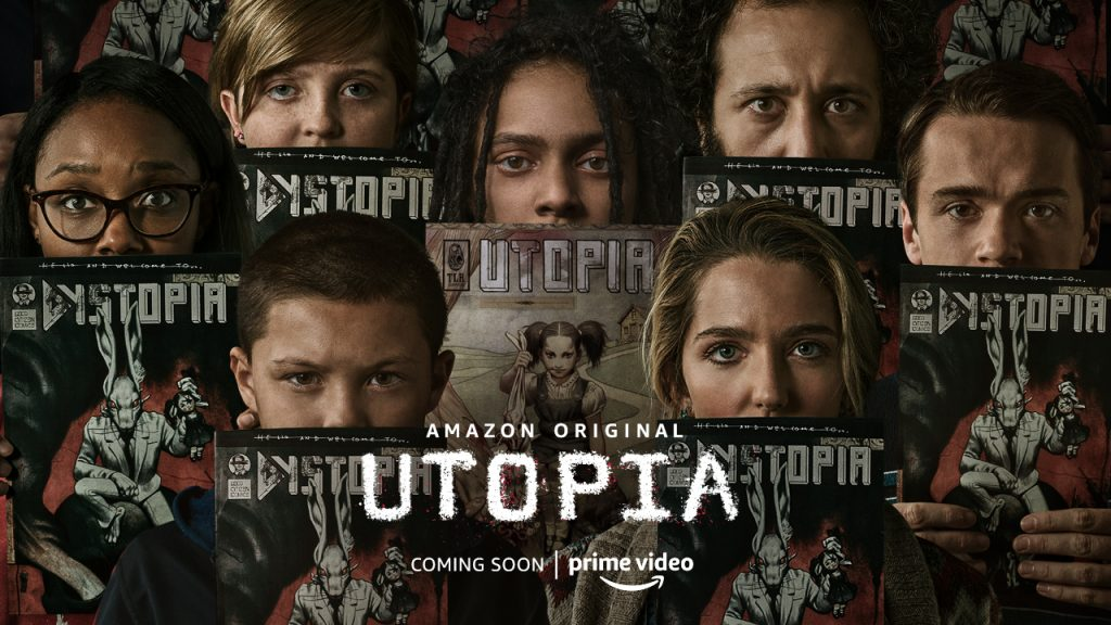 utopia, amazon prime video