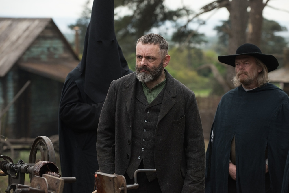 michael sheen, apostol, review, netflix