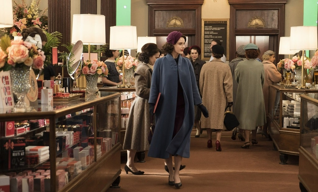 La Maravillosa Sra. Maisel Review Amazon Prime Video