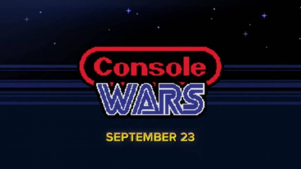 console wars documental hbo