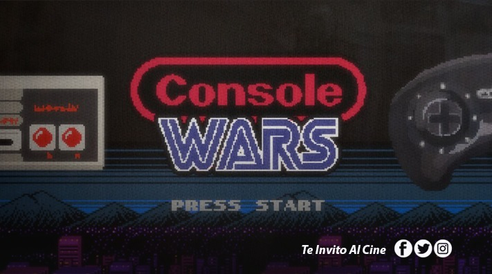 console wars, review