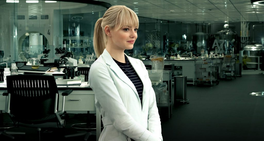 the amazing spiderman, gwen stacy