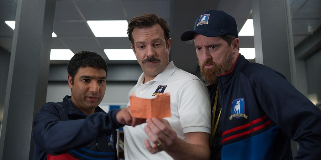 Review Ted Lasso temporada 1 Jason Sudeikis Brendan Hunt Nick Mohammed