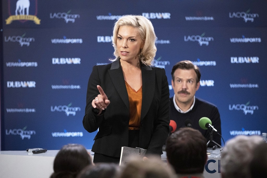 Review Ted Lasso temporada 1 Hannah Waddingham