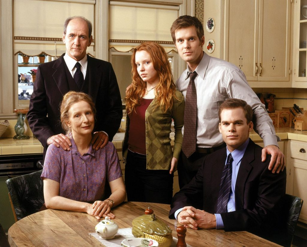 Six feet under, serie de HBO