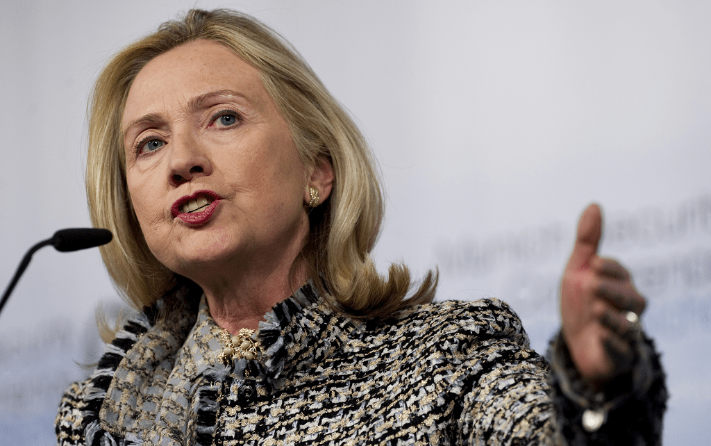 Hillary Clinton, documental The Perfect Weapon