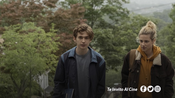 Chemical Hearts | Review: el amor contra la adversidad