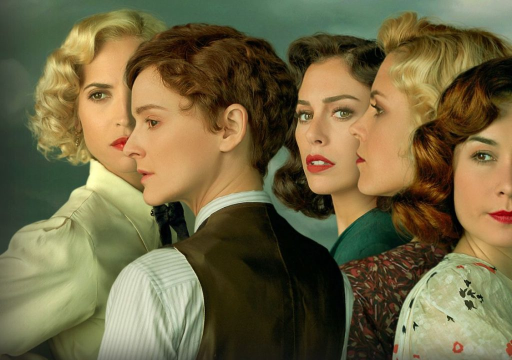 Las chicas del cable review