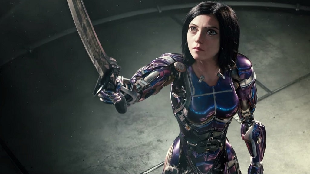 Alita: Battle Angel secuela streaming