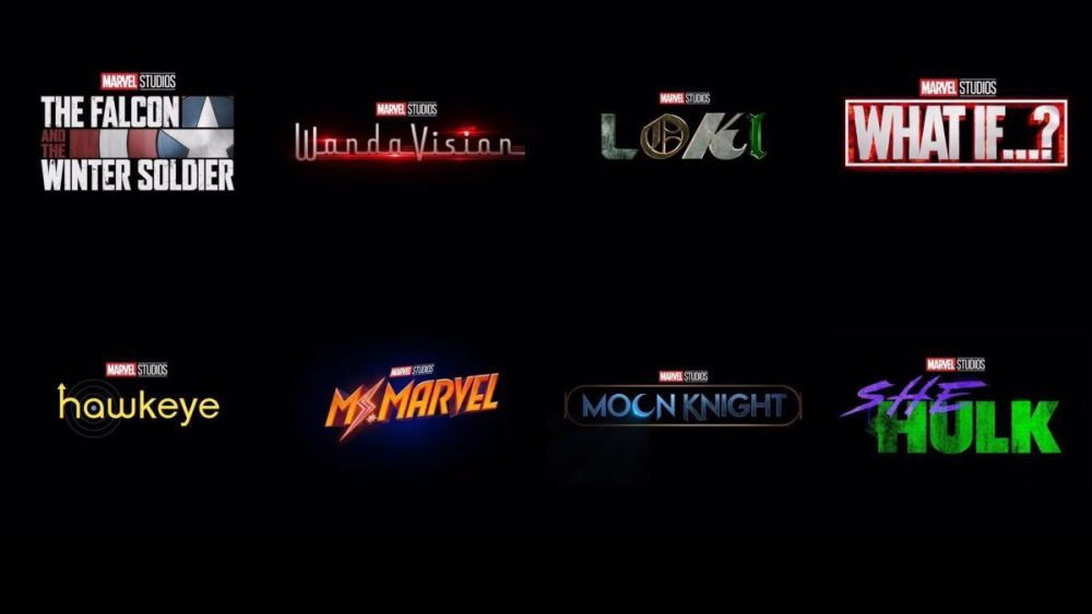 series marvel disney+