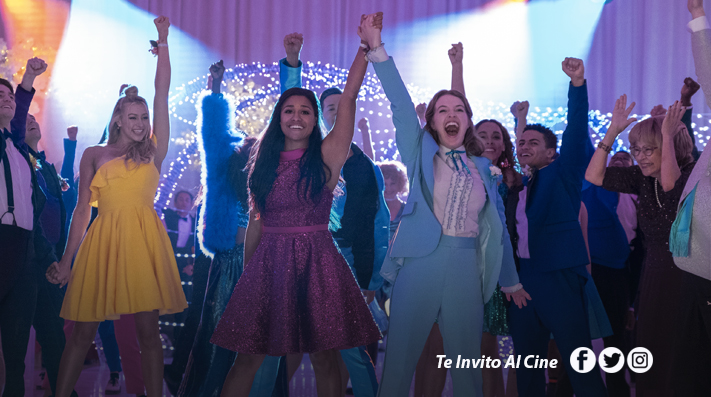 el baile, the prom, review, netflix
