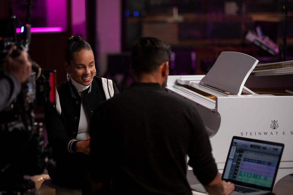 Song Exploder, Entrevista a Alicia Keys
