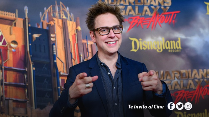James Gunn: confirmado como escritor en la película Coyote Vs. Acme