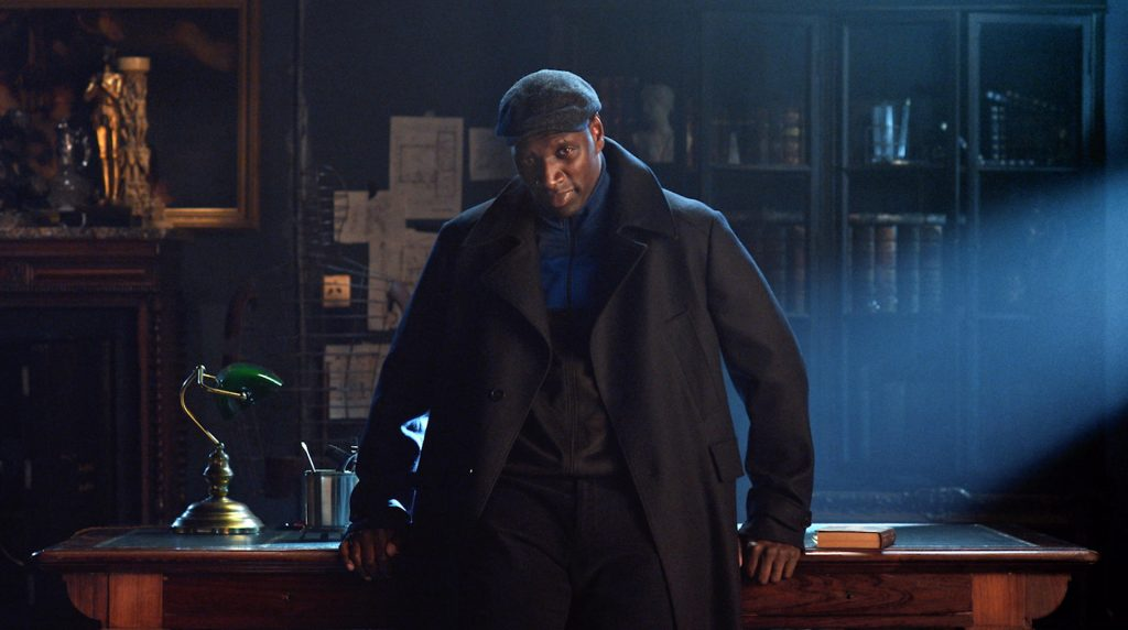 omar sy, lupin, serie, netflix