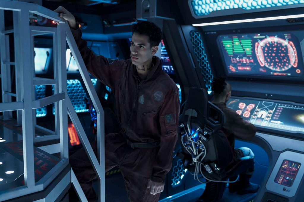 the expanse, quinta temporada, serie