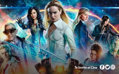 DC's Legends of Tomorrow (temporada 5) | Review: el equipo continúa con su travesía