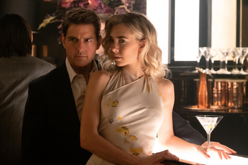 mision imposible repercusion, tom cruise, vanessa kirby