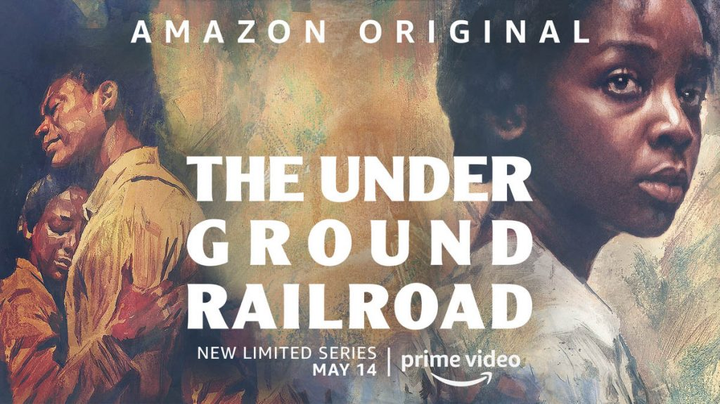 the underground railroad, serie, amazon prime video, barry jenkins