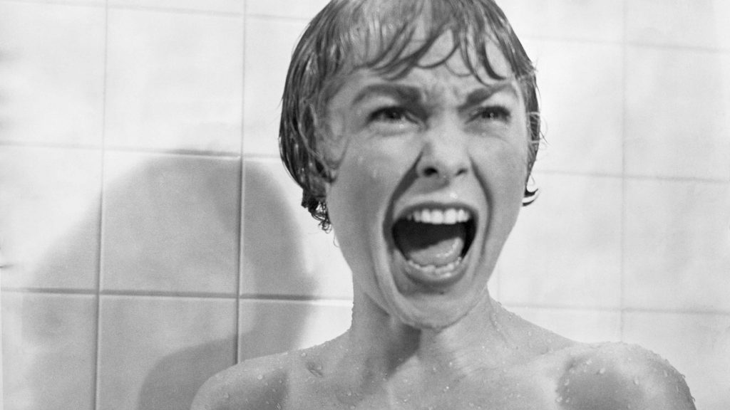 Psycho, Alfred Hitchcock