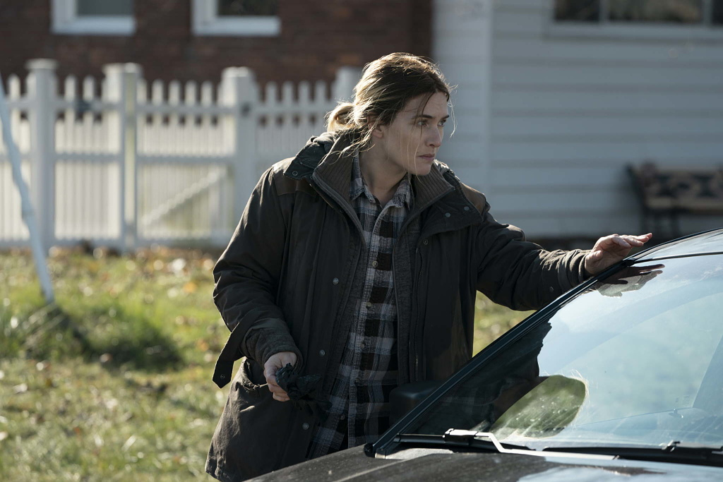 kate winslet, mare of easttown, hbo, primer episodio