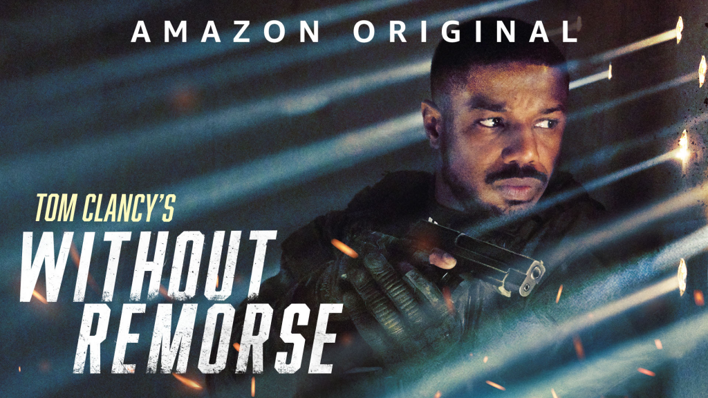 Without Remorse, estrenos Amazon Prime Video