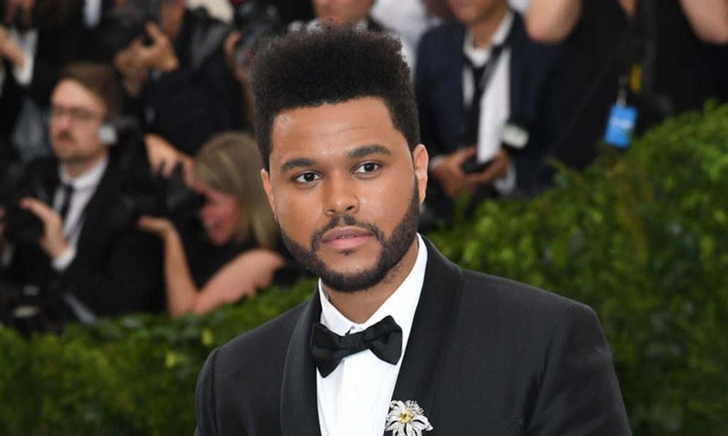 The Weeknd serie HBO