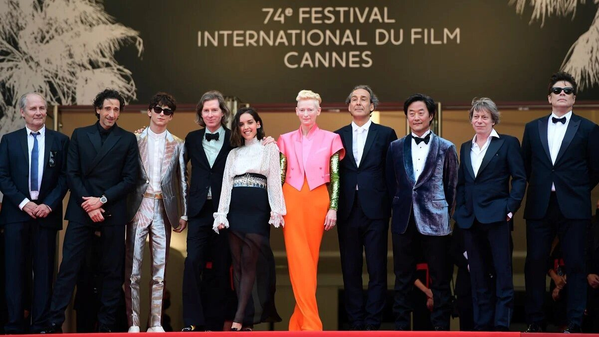 The French Dispatch, Cannes 2021